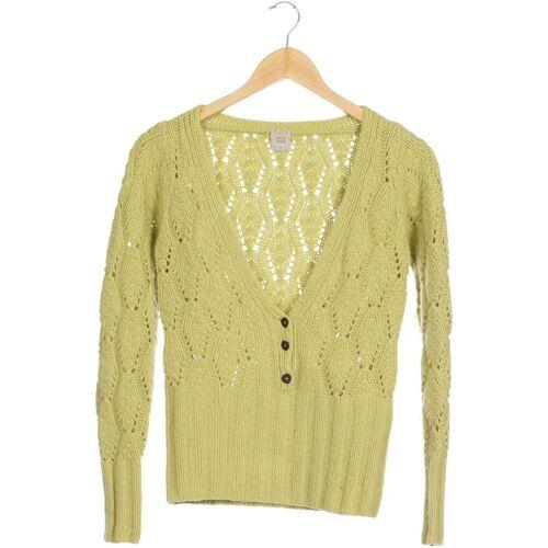 Noa Noa Damen Pullover grün Synthetik Wolle Angorawolle INT XS