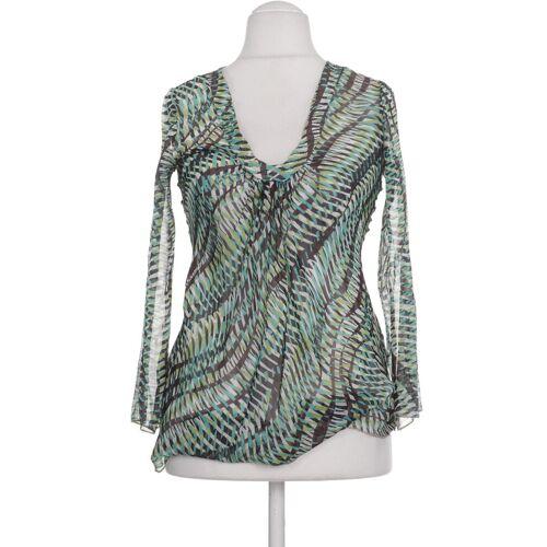 Nolita Damen Bluse grün Seide INT XS