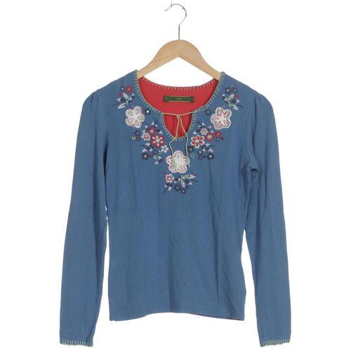 Oilily Damen Pullover blau kein Etikett INT S