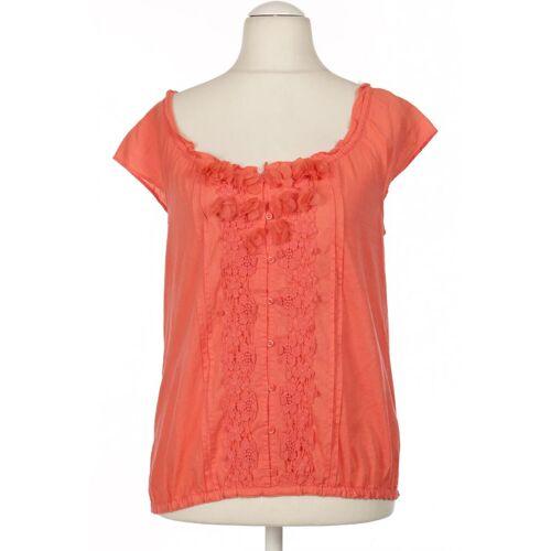 Orsay Damen Bluse rot Baumwolle EUR 36