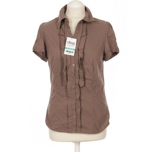 Orsay Damen Bluse braun kein Etikett INT XS