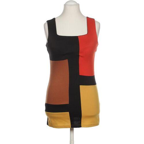 Orsay Damen Bluse schwarz Elasthan Synthetik Viskose INT M
