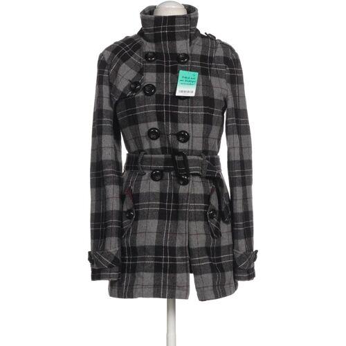 Orsay Damen Mantel grau kein Etikett INT XS