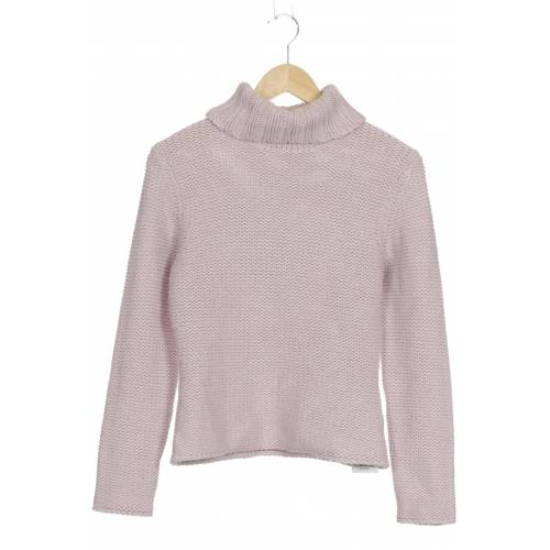 Oui Damen Pullover pink Synthetik Wolle Angorawolle DE 38