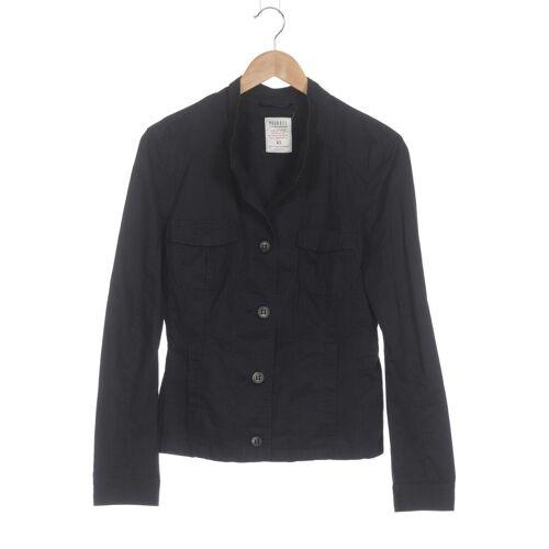 PECKOTT Damen Jacke blau Baumwolle DE 42