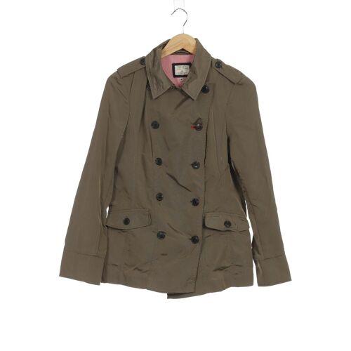PECKOTT Damen Jacke grün Synthetik DE 40