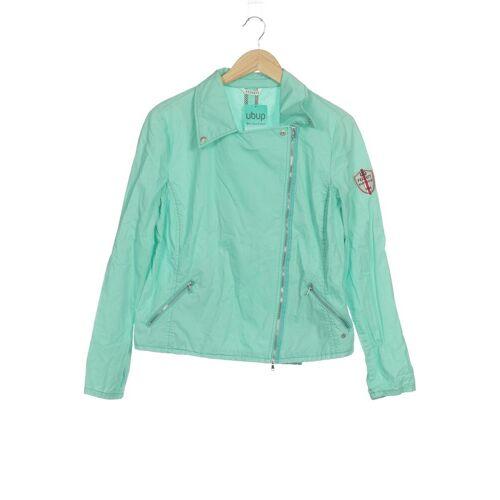 PECKOTT Damen Jacke grün kein Etikett INT L