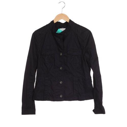 PECKOTT Damen Jacke blau Baumwolle DE 40