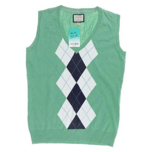 PECKOTT Damen Pullover grün Baumwolle DE 38