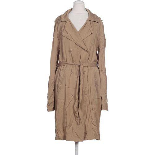 PINKO Damen Mantel beige Viskose DE 38