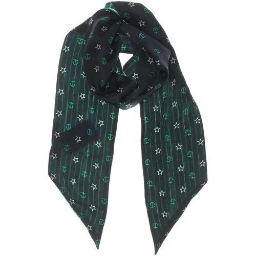 Passigatti Damen Schal grün Seide