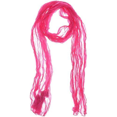 Passigatti Damen Schal pink Seide