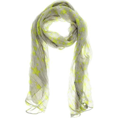 Passigatti Damen Schal grau Seide