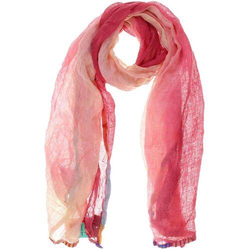 Passigatti Damen Schal pink Leinen