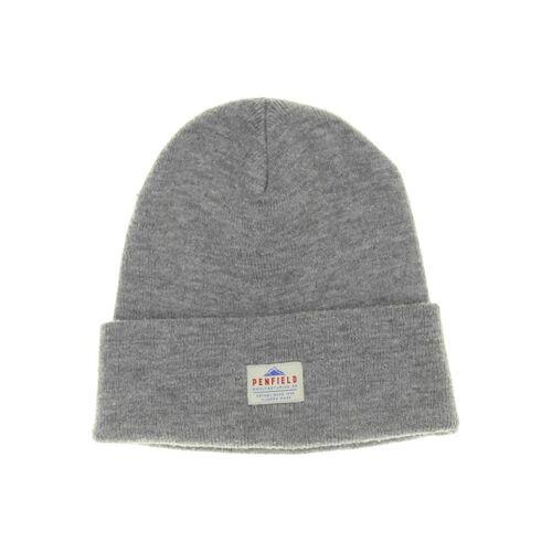 Penfield Damen Hut/Mütze grau Synthetik INT ONESIZE