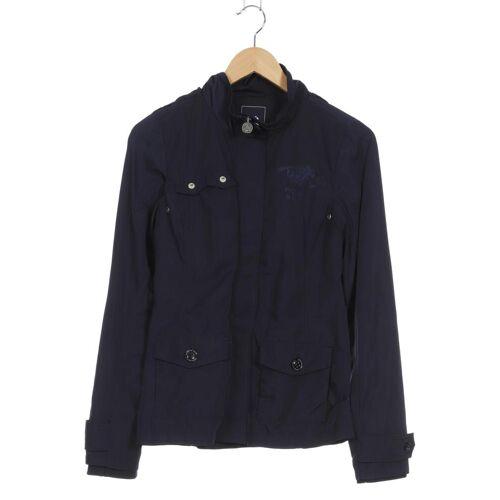Polo Sylt Damen Jacke blau Synthetik INT M
