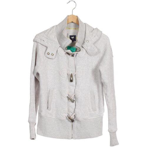 Polo Sylt Damen Jacke grau Baumwolle INT S