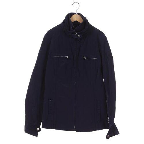Polo Sylt Damen Jacke blau Synthetik DE 46
