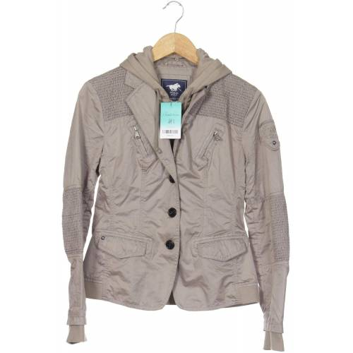 Polo Sylt Damen Jacke beige Synthetik INT S