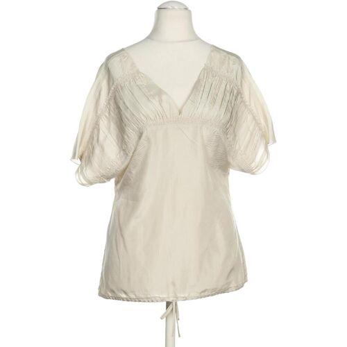 Prada Damen Bluse beige kein Etikett INT M