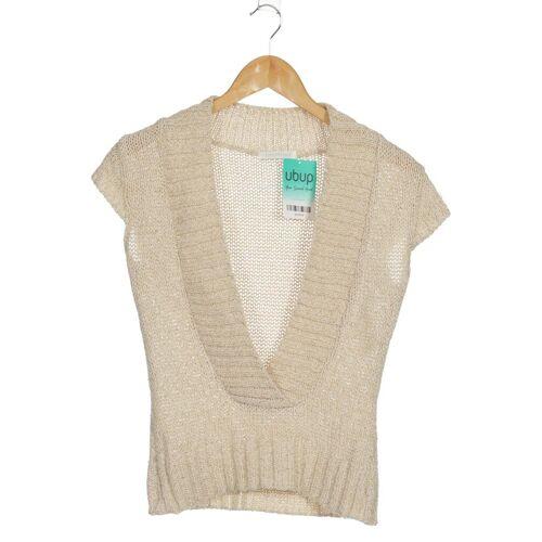 Promod Damen Pullover beige kein Etikett INT XXS
