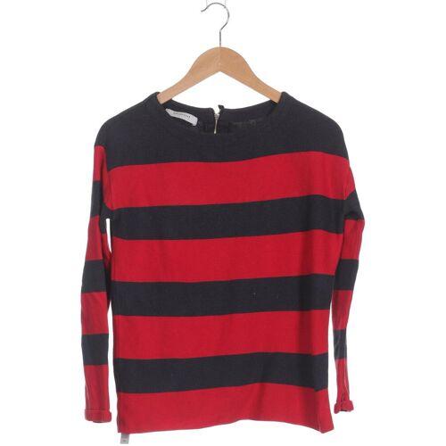 Promod Damen Pullover rot Baumwolle INT S