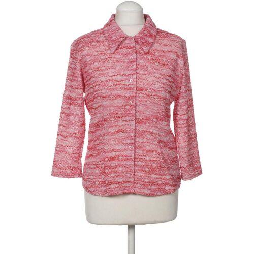 Promod Damen Bluse pink Elasthan Synthetik DE 42