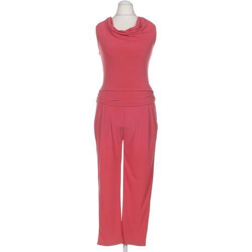 RINASCIMENTO Damen Jumpsuit/Overall pink kein Etikett INT M