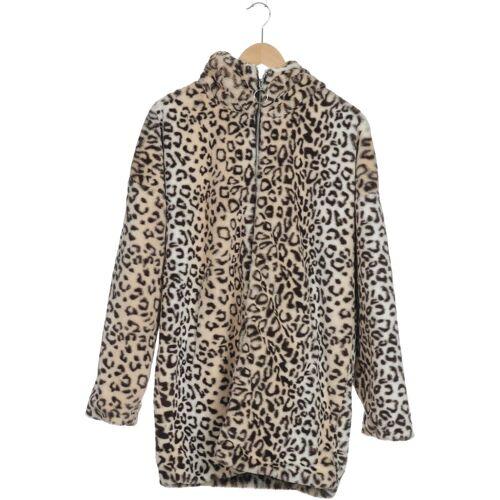 Reserved Damen Mantel beige Synthetik EUR 36