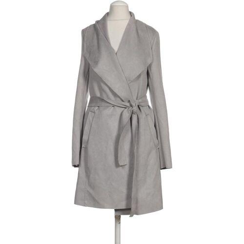 Reserved Damen Mantel grau kein Etikett DE 34