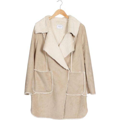 Reserved Damen Mantel beige Synthetik INT S