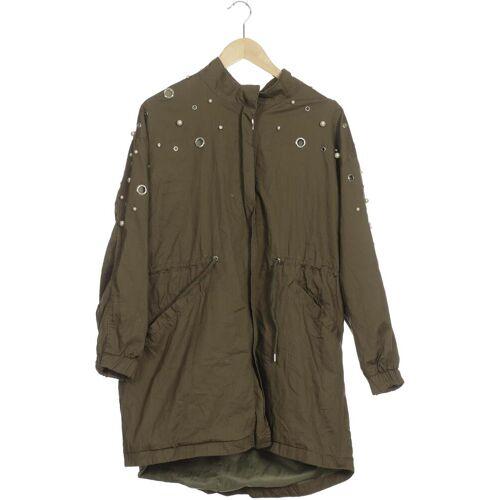 Reserved Damen Mantel grün kein Etikett INT S