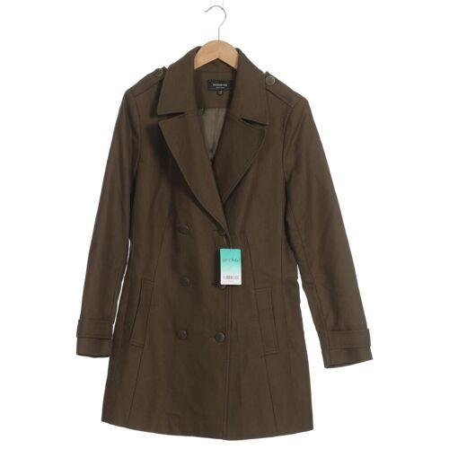 Reserved Damen Mantel grün Synthetik EUR 40