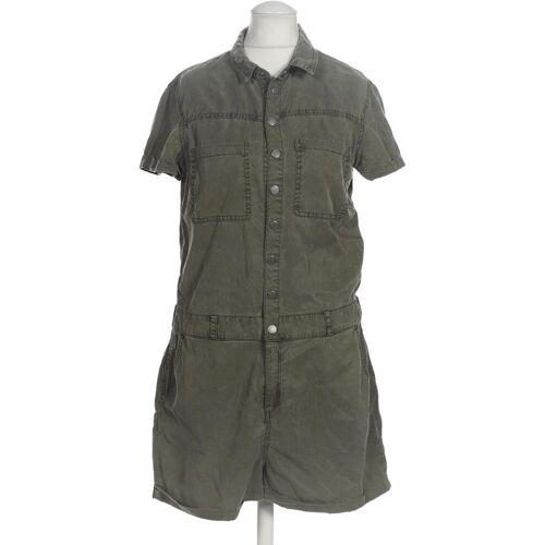 Reserved Damen Jumpsuit/Overall grün Viskose DE 36