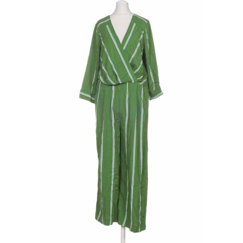 Reserved Damen Jumpsuit/Overall grün Viskose EUR 34