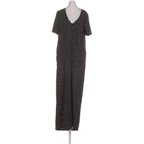 Reserved Damen Jumpsuit/Overall schwarz Synthetik EUR 42