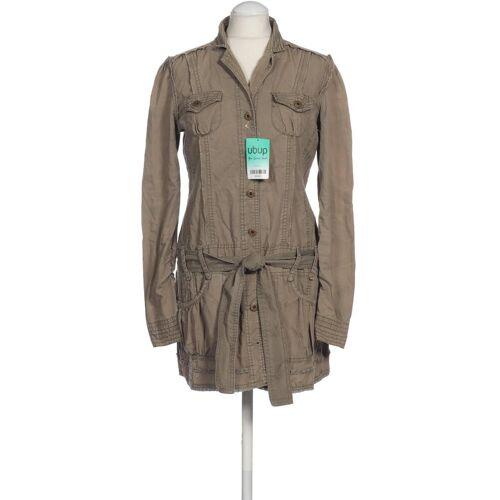 Review Damen Mantel braun kein Etikett INT M