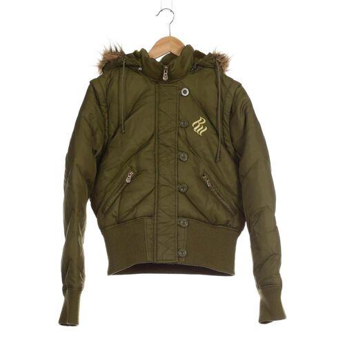 Rocawear Damen Jacke grün Synthetik INT M