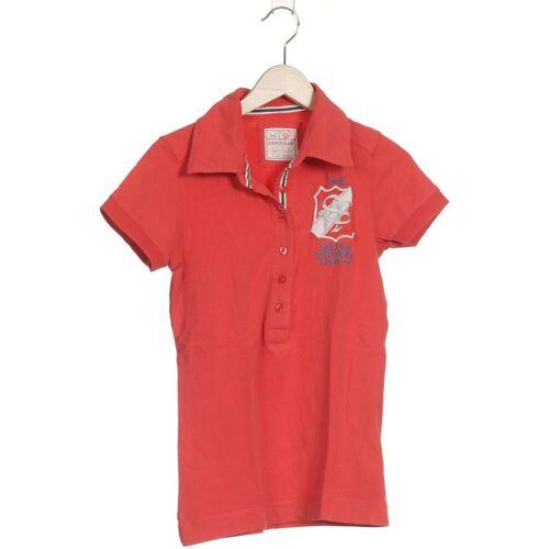 SANSIBAR Damen Poloshirt rot kein Etikett INT XXS