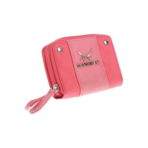 SANSIBAR Damen Portemonnaie pink kein Etikett