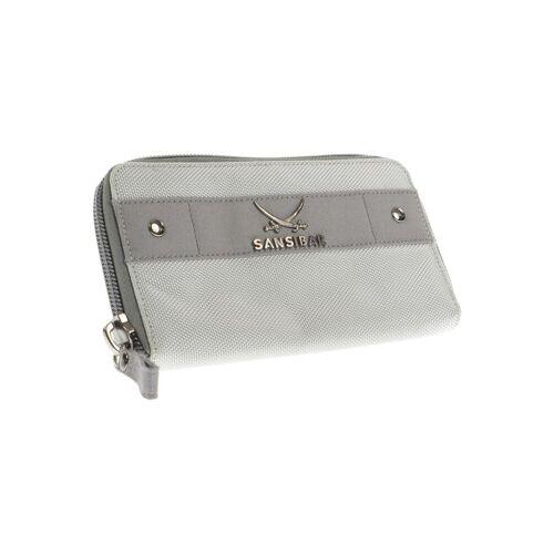 SANSIBAR Damen Portemonnaie grau kein Etikett