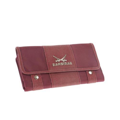 SANSIBAR Damen Portemonnaie lila kein Etikett