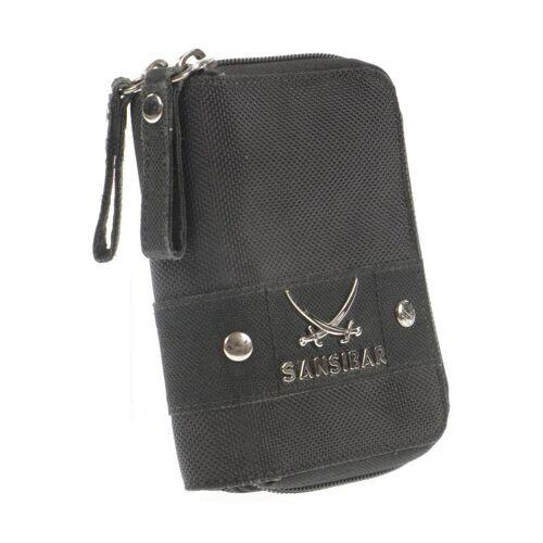 SANSIBAR Damen Portemonnaie schwarz kein Etikett