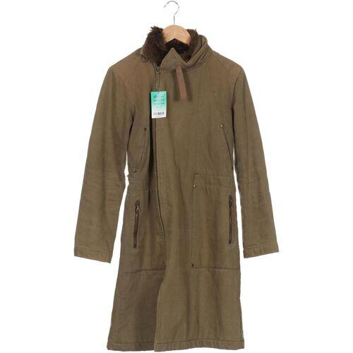SISLEY Damen Mantel grün kein Etikett INT L