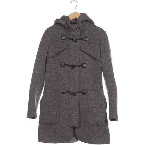 SISLEY Damen Mantel grau kein Etikett INT L