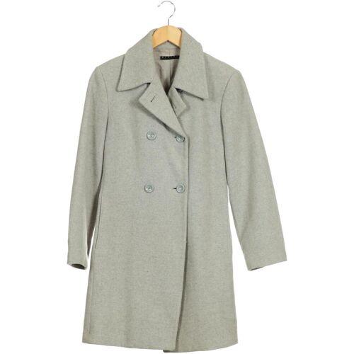 SISLEY Damen Mantel grau kein Etikett INT M