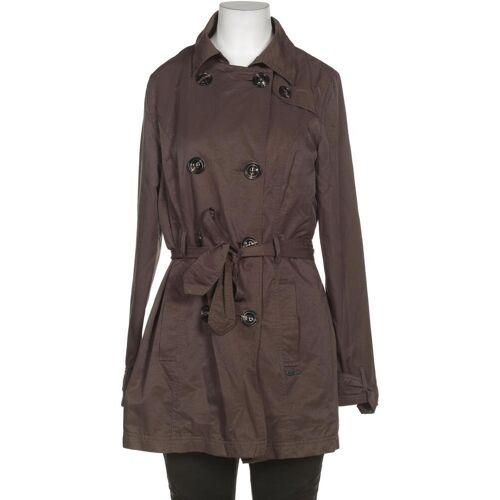 SOCCX Damen Mantel braun kein Etikett INT M