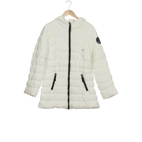 SOCCX Damen Mantel weiß kein Etikett INT L