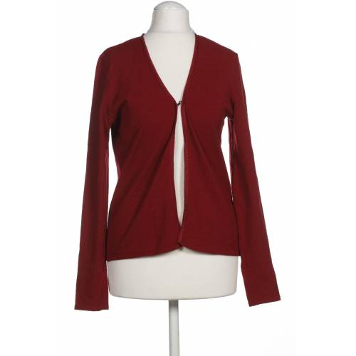 Schumacher Damen Strickjacke rot Merino INT S