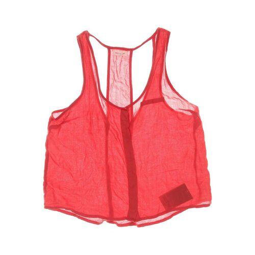 Urban Outfitters Damen Top rot kein Etikett INT S